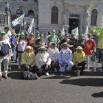 Unió de Pagesos va entregar un manifest a Madrid