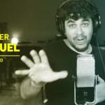 Alguer Miquel en un moment del vídeo de la cançó