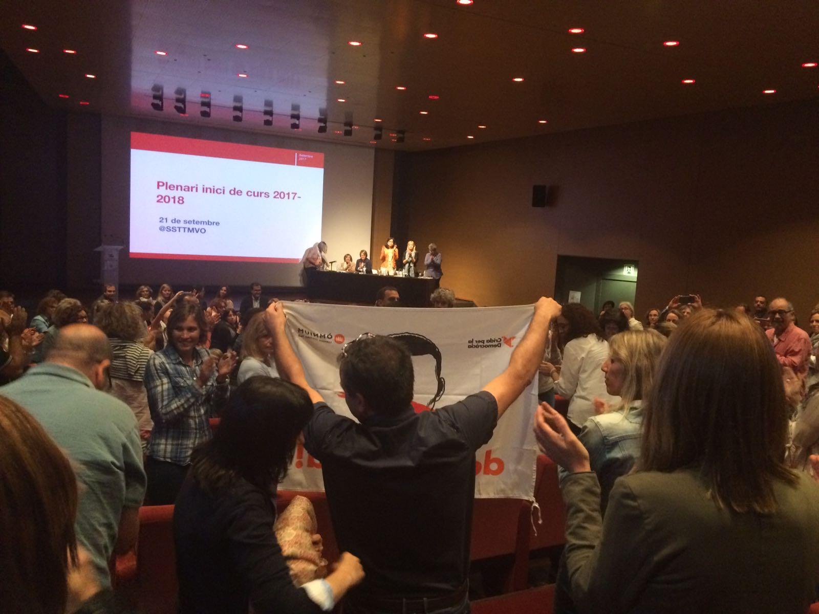 La trobada del plenari de directors dels centres escolars del Vallès Oriental i el Maresme