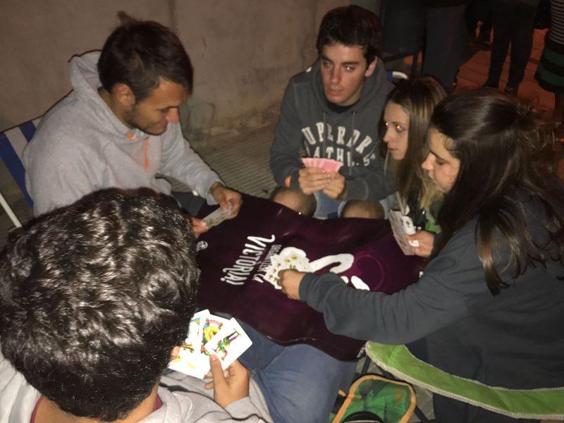 Gent a l'escola Vall del Ges