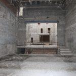 Aspecte interior del teatre abans d'iniciar-se l'actual fase. La foto és de l'any 2015