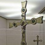 La creu del Museu Episcopal de Vic