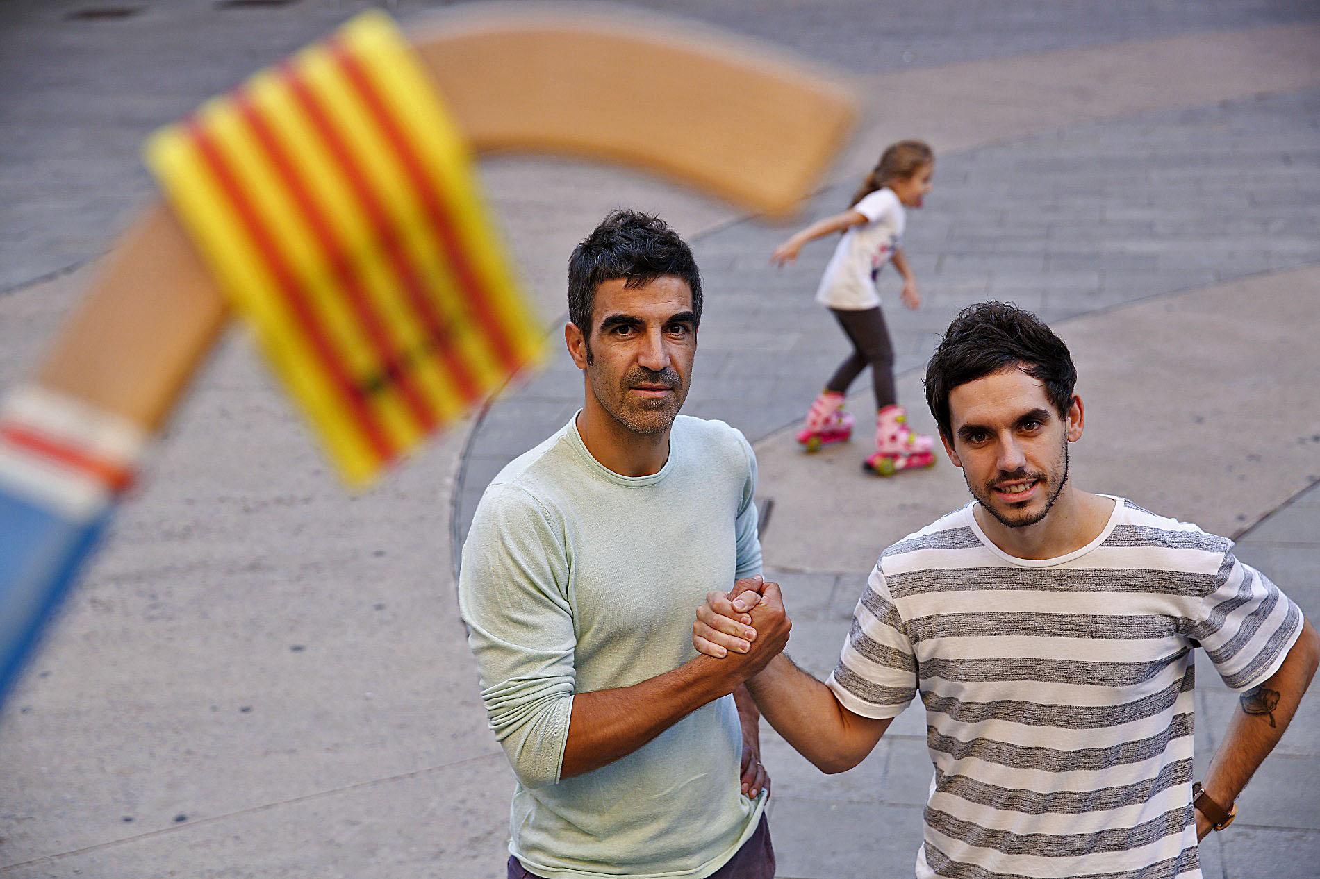 Borja López i Gerard Teixidó, capitans del Vic i el Voltregà