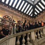 Alcaldes d'Osona presents al Parlament