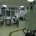 Instal·lacions d'Inkemia als laboratoris situats al que fins ara era la seu, dins del recinte de l'Escola Sant Gervasi, amb la qual comparteix propietat majoritària
