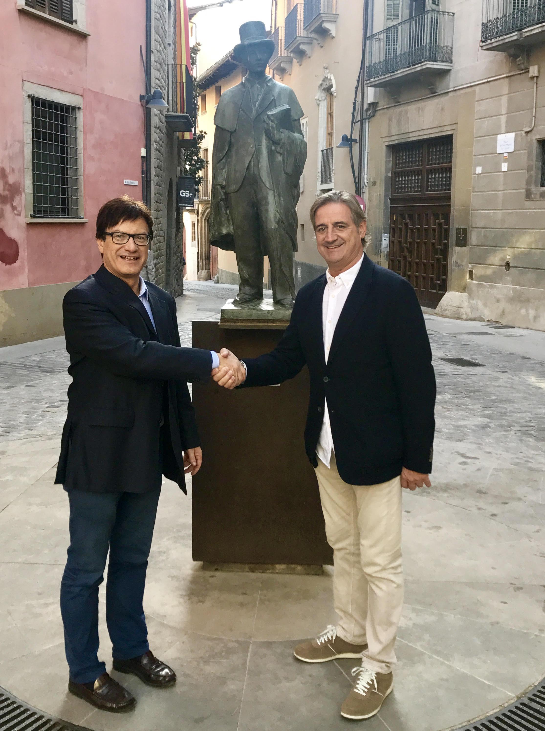 Xavier Farrés i Sebastià Raurell