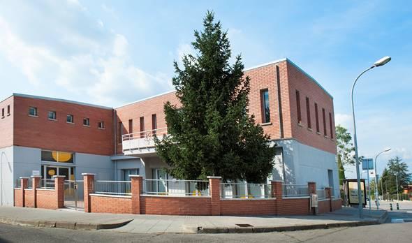 El Centre Cívic de la Serra-de-Sanferm