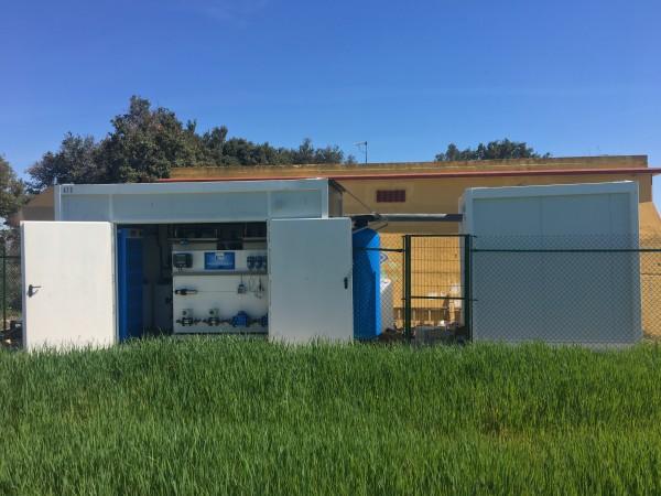 La planta de Borrassà es va inaugurar el dijous 23 de novembre