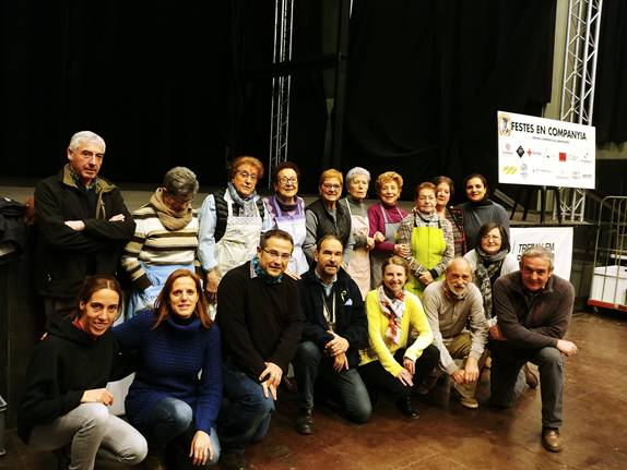 Voluntaris del dinar solidari