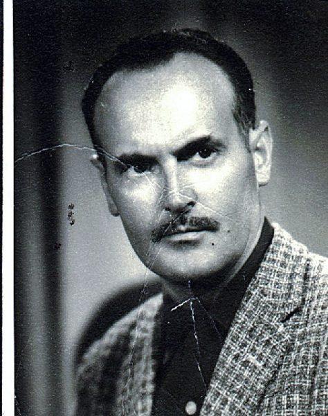 Víctor Pey l'any 1945
