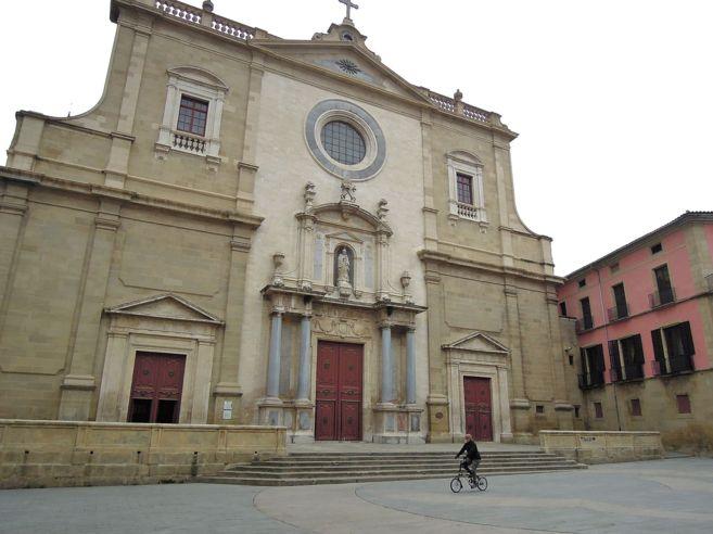 Catedral de Sant Pere de Vic.