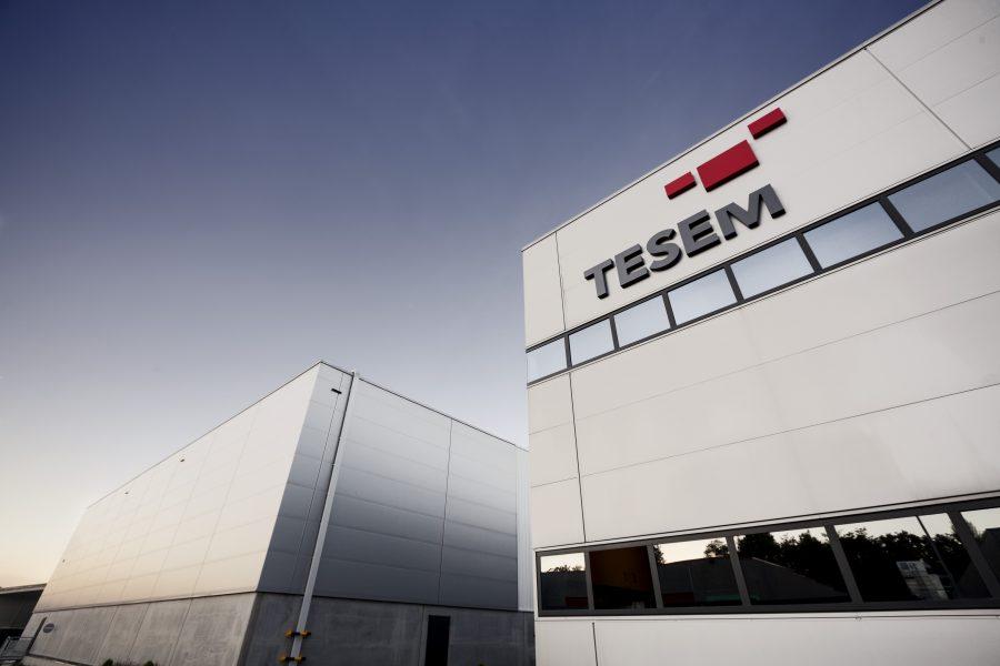Tesem és una empresa que fa envasos pel sector de la perfumeria de Torelló