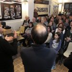 Homenatge record a Manel Alcubierre i Josep Riera