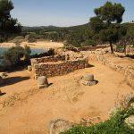 El jaciment de la Punta de Castell. a Palamós