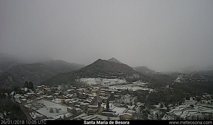 Santa Maria de Besora (862 metres) / MeteOsona