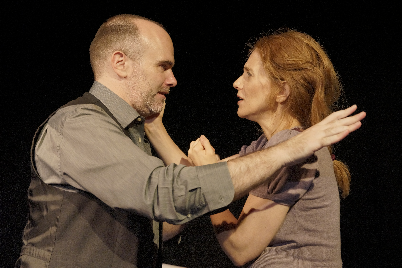 Salva Artesero i  Alicia González Laá són els protagonistes de l'obra