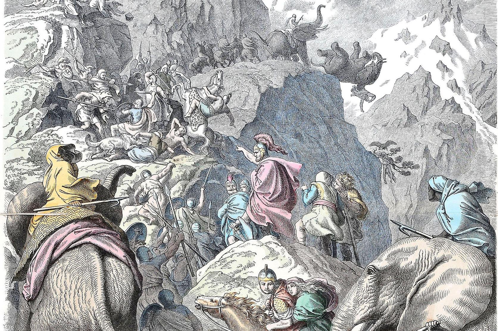 HEINRICH LEUTEMANN (MÜNCHENER BILDERBOGEN, 1848)