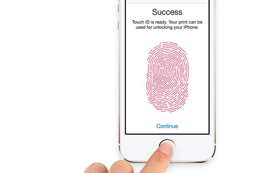 La empremta dactilar va implementar molta seguretat als iPhone