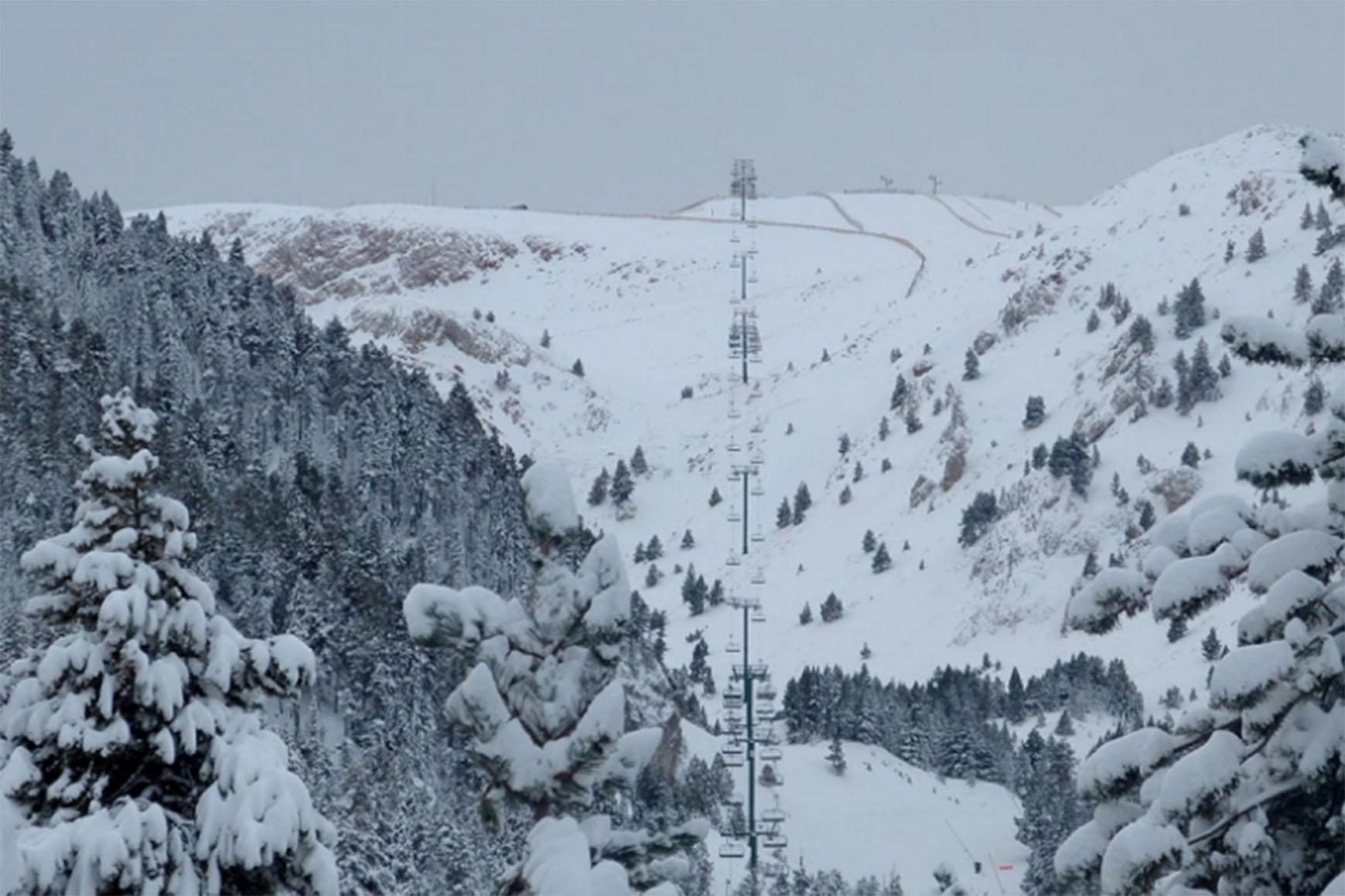 Estació d'esquí de la Masella