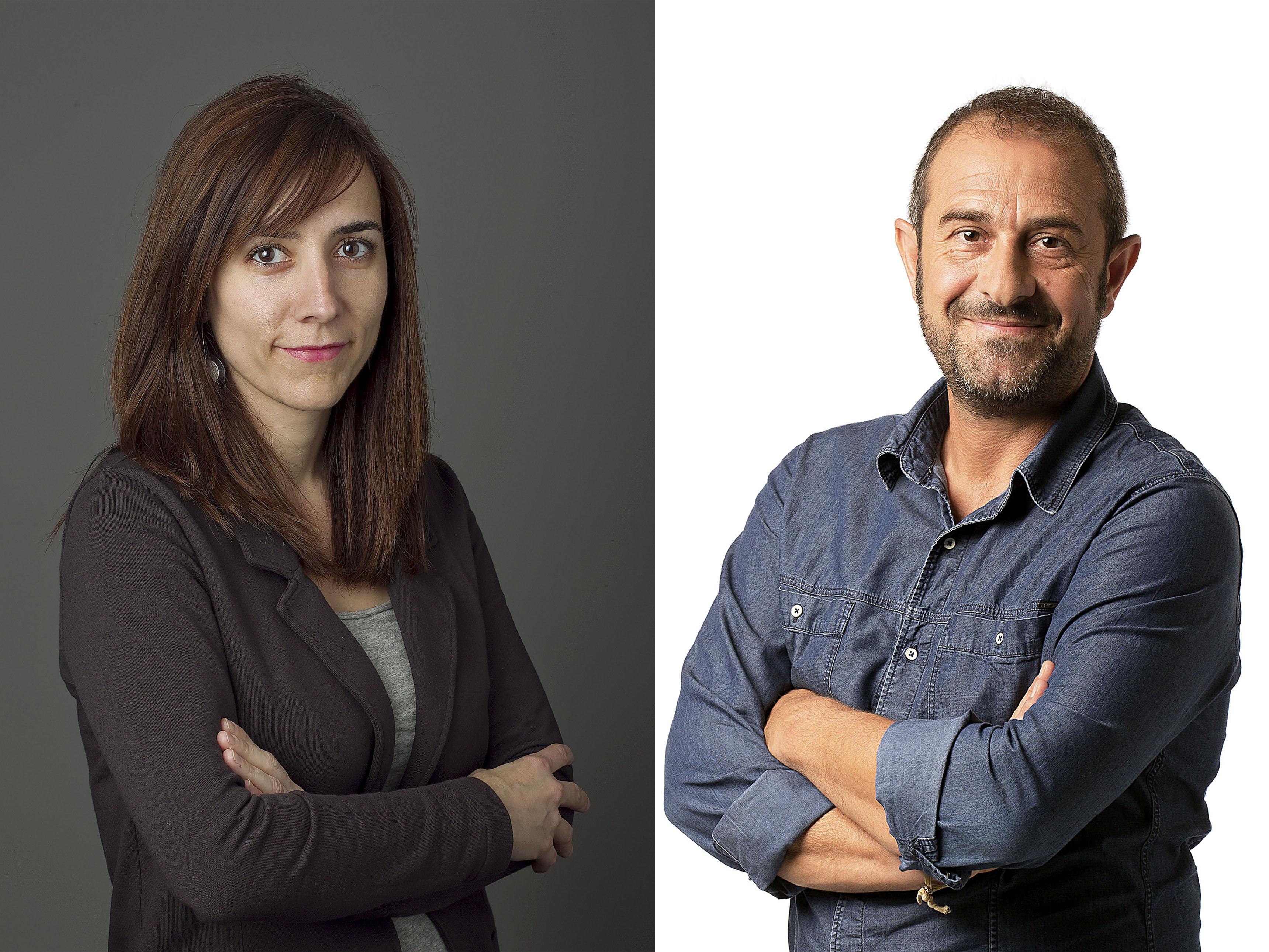 Laura Serra i Eloi Vila