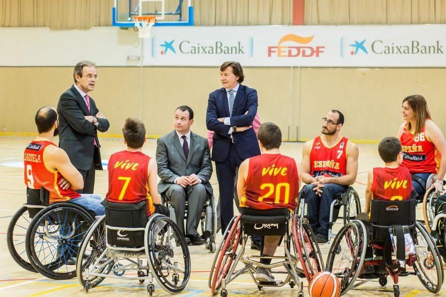 CaixaBank, reconegut com a millor patrocinador de bàsquet a Espanya