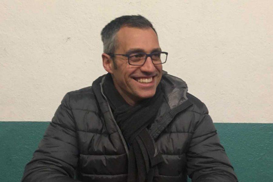 Dani Parramon, un dels organitzadors de la Copa d'Osona de trial Laura Coletas