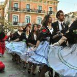 El ball de gitanes tornarà a la plaça de la Vila de Sant Celoni aquest cap de setmana