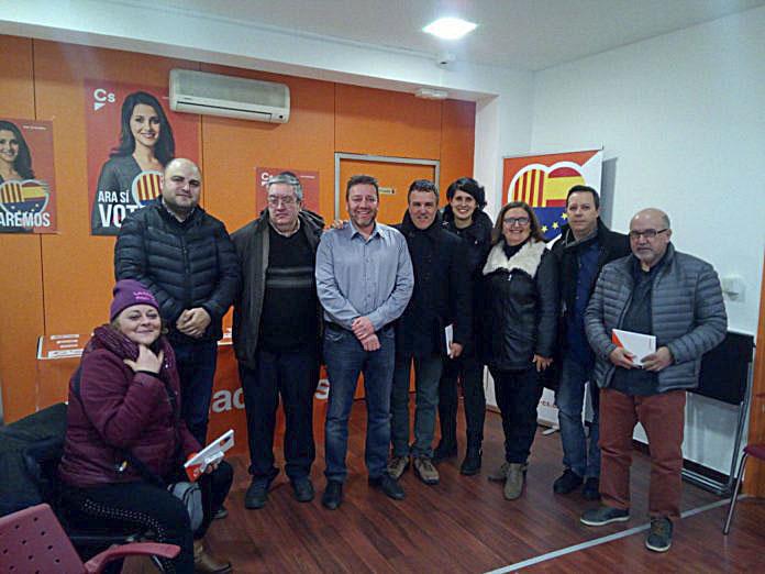 El grup de treball creat per impulsar C's per Osona | ElCatalan.es
