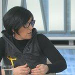 Anna Franquesa, al programa Angle Obert d'EL 9 TV