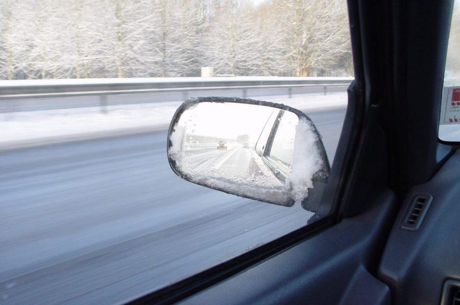 Recomanacions per conduir amb neu
