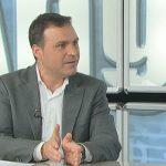 Benjamí Nieto, portaveu del PDeCat de l'Ajuntament de Manlleu