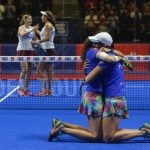 Lucia Sainz i Gemma Triay guanyen la final   WPT