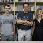 Pep Puigtió (3), Jordi Masó (1) i Miracle Sala (2), els guanyadors de l'any passat