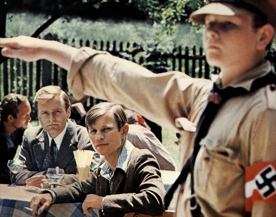 Escena de la pel·lícula 'Cabaret' (1972)