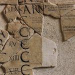 Els romans, a diferència dels íbers, comptaven de 10 en 10