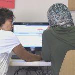 Constanza Ramírez en una imatge extreta d'uns dels vídeos de la campanya