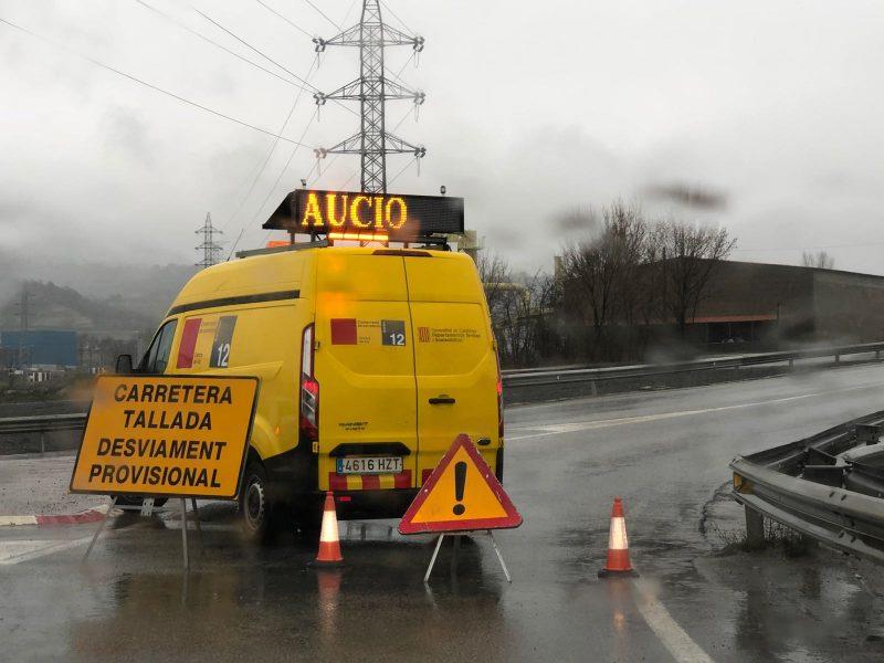 El servei de carreteres