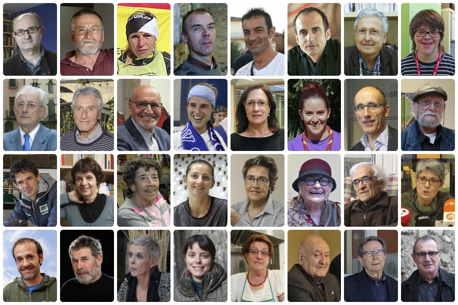 Els 32 candidats als Premis Osonencs