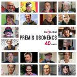 Els 32 finalistes als Premis Osonencs