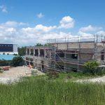 Les obres a l'edifici d'Endesa ja han començat