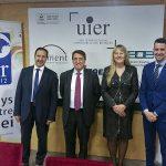 Els responsables de Fepime i la UIER es van reunir divendres