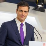 Pedro Sánchez, secretari general del PSOE