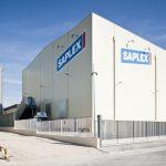 Instal·lacions de Saplex a Canovelles
