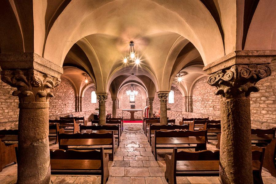 La cripta de la Catedral serà una de les novetats de l'edició d'enguany