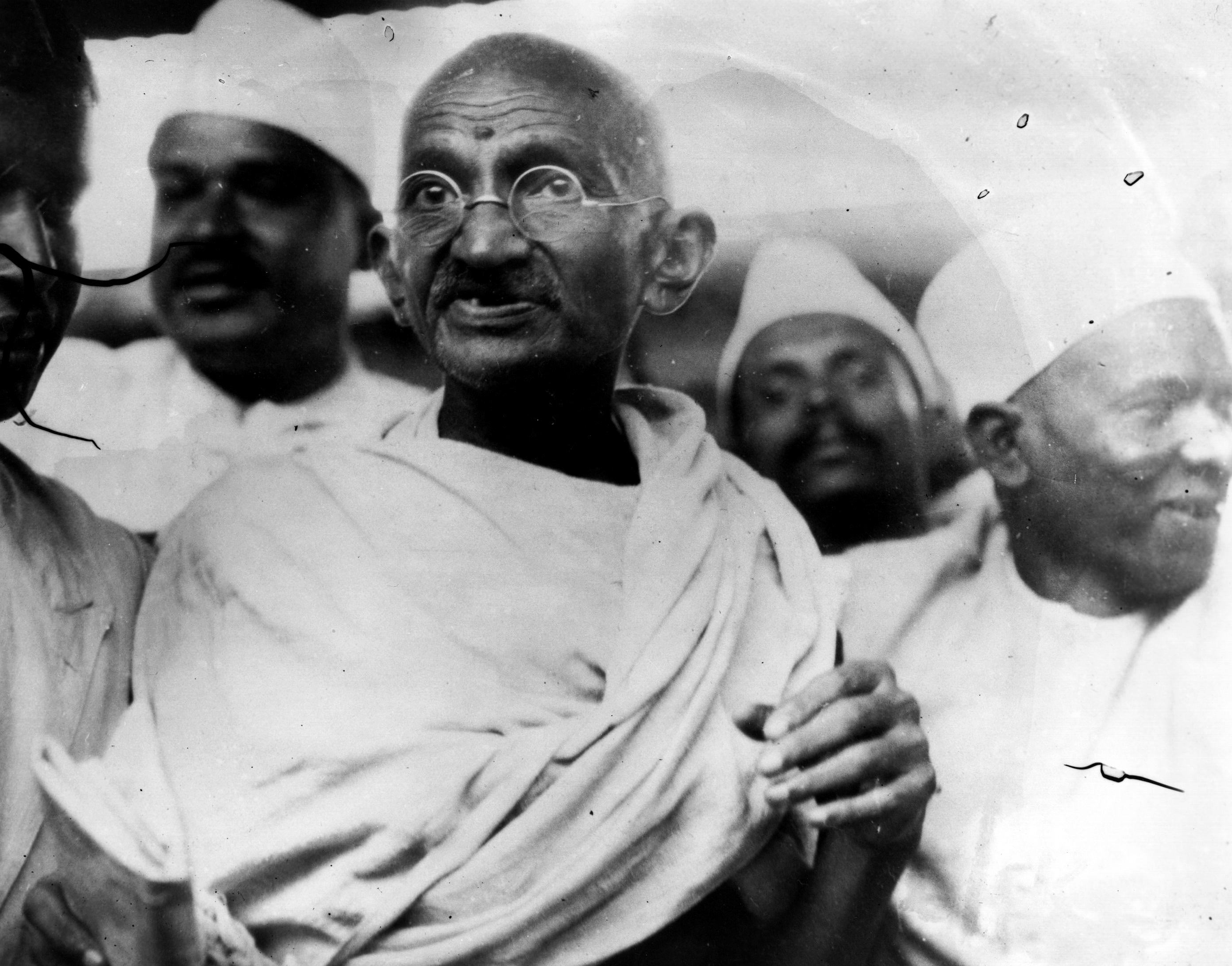 L'any 1948, Mohandas Karamchand Gandhi va ser assassinat
