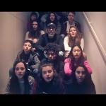 Un moment del videoclip
