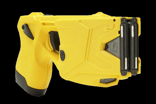 La nova pistola elèctrica, Taser X2