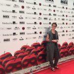Anna Alcubierre, a la gala dels Premios Max a Sevilla