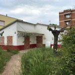L'antiga escola el Petit Cirerer, al carrer Batista i Roca