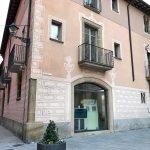 La seu d'EL 9 NOU està situada a la plaça Catedral